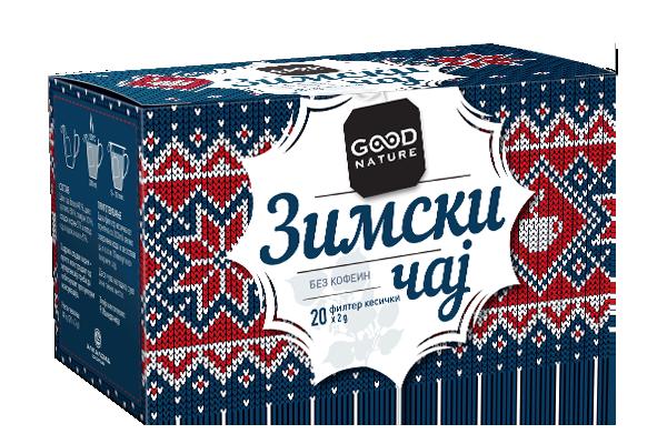 Зимски чај - Алкалоид